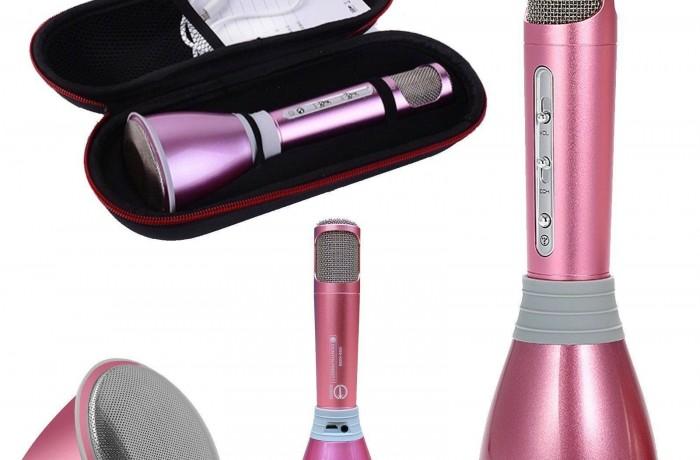 Bluetooth Microphone Karaoke