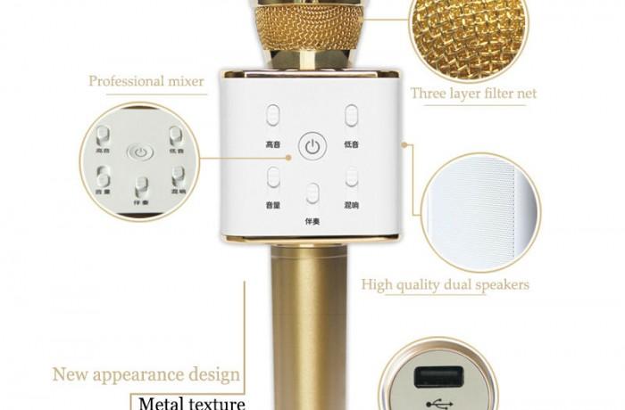 Wireless Microphone New